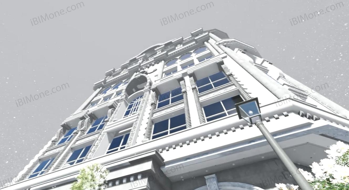 تصویر ساختمان پزشکان شقایق
